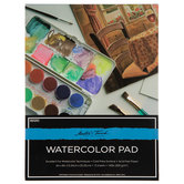 """Master's Touch Watercolor Paper Pad - 6"""" x 8"""""""