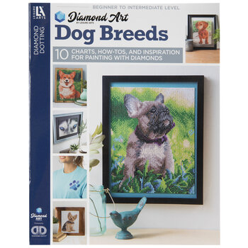 Diamond Art Dog Breeds