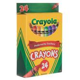 Crayola Crayons - 24 Piece Set