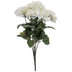 White Hydrangea Bush