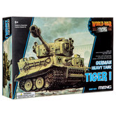 Tiger I German Heavy Tank Model Kit