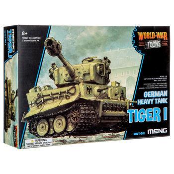 Tiger I German Heavy Tank Model Kit