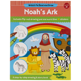 Watch Me Read And Draw Noah's Ark