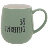 Green Be Different Mug