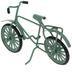 Miniature Green Bike