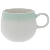 Green & White Speckled Mug
