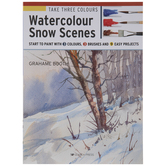 Watercolor Snow Scenes