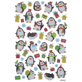 Penguins & Presents Stickers