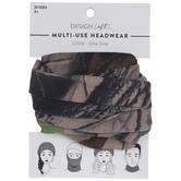 Camo Leaves Multi-Use Headwear