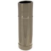 Gold Metallic Bamboo Vase