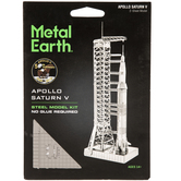 Metal Earth Apollo 11 Saturn V Model Kit