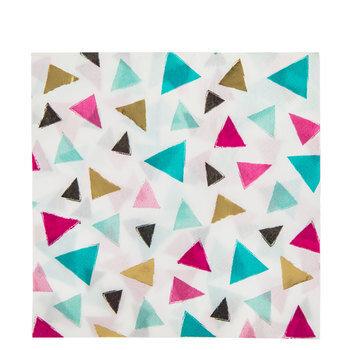 Triangle Confetti Napkins
