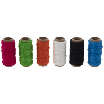 Multi-Color Bamboo Cord - 1mm