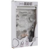 Ornate Metal Jewelry Bead Kit