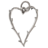 Heart Branch Pendant