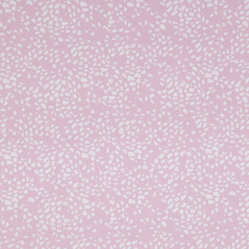 Rose Soft Spots Cotton Apparel Fabric