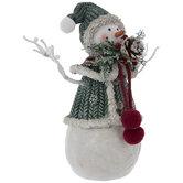 Glitter Sweater Snowman