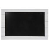 White Shiplap Chalkboard