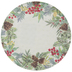 Holiday Foliage Plate