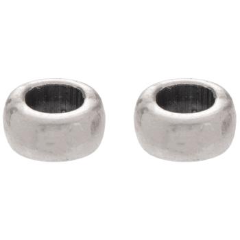 Ring Metal Beads - 7mm