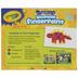 Primary Crayola Washable Finger Paint - 3 Piece Set