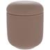Matte Pink Round Pot