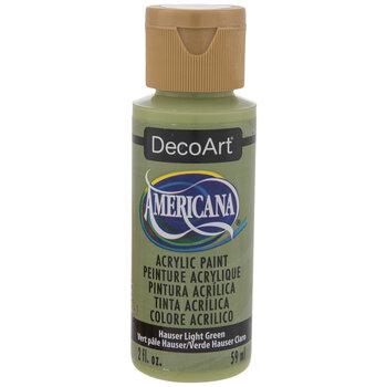 Hauser Light Green Americana Acrylic Paint
