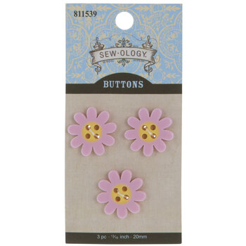 Daisy Buttons