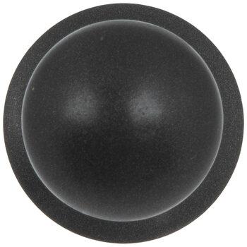 Brown Round Metal Knob