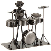 Nuts & Bolts Metal Drummer