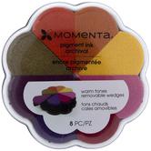 Warm Tones Pigment Ink Wedges