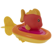 Fish Pull String Water Boat