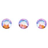 Topaz Shimmer Swarovski Xirius Flat Back Hotfix Crystals - 16ss