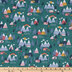 Campers & Mountains Apparel Fabric