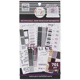 Girl With Goals Happy Planner Stickers