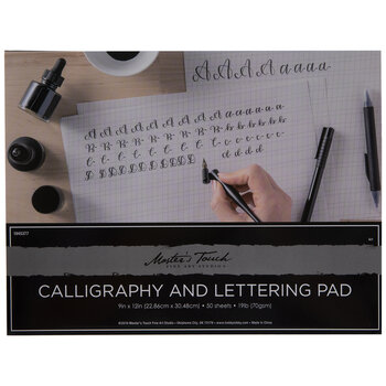 Calligraphy & Lettering Paper Pad