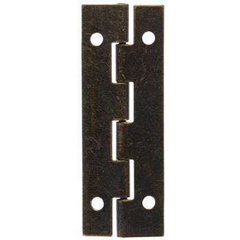 Antique Brass Plated Hinges