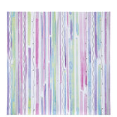 "Watercolor Striped Scrapbook Paper - 12"" x 12"""