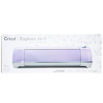 Lilac Cricut Explore Air 2