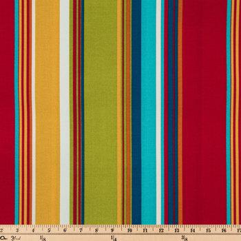 Garden Westport Striped Outdoor Fabric