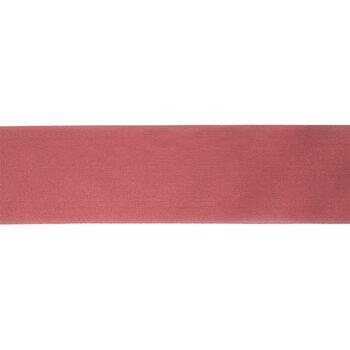 """Red Cut Edge Sheer Ribbon - 2 1/2"""""""
