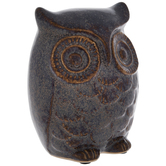Speckled Purple Owl