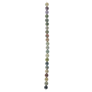 Indian Agate Bead Strand