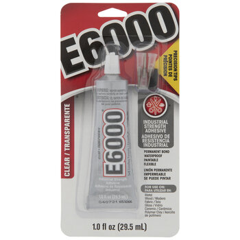 E6000 Industrial Strength Adhesive