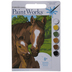 Pony & Mother Paint By Number Kit