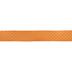 Orange Swiss Dot Wired Edge Grosgrain Ribbon - 1 1/2