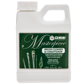 Brush Cleaner & Conditioner