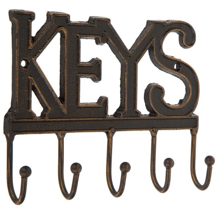 Keys Wall Decor With Hooks Hobby Lobby 624916