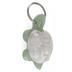 Howlite Turtle Pendant