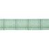 Green Plaid Wired Edge Ribbon - 1 1/2